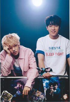 Jae & Sungjin   DAY6   @AlienGabs51