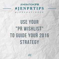 How to build a successful PR Strategy from Jeneration PR