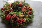 Fresh Christmas Wreath | フレッシュクリスマスリース