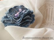 BROCHE DENIM