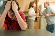 Decent page of info on how to help your children transition through your divorce.