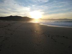 Playa de Traba a cinco minutos de #atorredelaxe #costadamorte #laxe #coruña #mar #mar #surf #galifornia #galiciacalidade