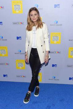 Olivia Palermo at MTV Event