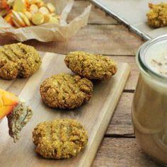 Vegane Feigen-Walnuss-Kekse   Rezept   Vegan & Süß ...