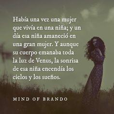 Había una vez una Mujer.. -Mind Of Brando