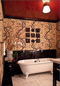 Creative cover up ideas for bad walls and ceilings