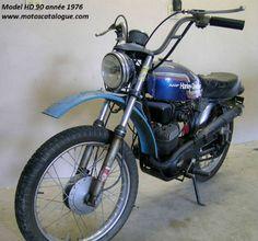 1976 Aermacchi/ Harley Davidson HD90
