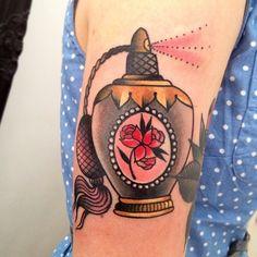 Perfumer Tattoo
