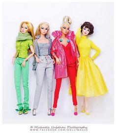 BonBon Dolls - virtual boutique for dolls | VK | poppies