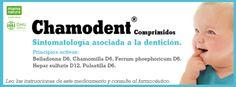 Alivio síntomas dentición infantil. #MamaNatura #PrimerosDientes