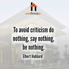 Do you know how to avoid criticism?  #realestate #realestateagents #realestateagents #broker #brokers #realtor #propertyinvestment #property #realestatetips #tips #quotestags #quote #quotes #like #followme #properties #investor #investment #