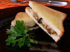 Receta | Sandwich de parmesano y berenjenas - canalcocina.es