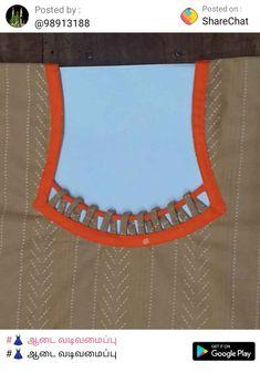 Chudithar Neck Designs, Salwar Neck Designs, Neck Designs For Suits, Kurta Neck Design, Saree Blouse Neck Designs, Neckline Designs, Dress Neck Designs, Hand Designs, Mehndi Designs Feet