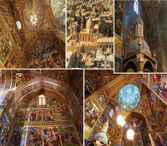 Armenian Cathedral - Isfahan