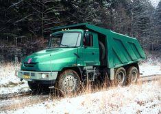 Tatra T-163 Jamal S1 Recreational Vehicles, Trucks, Cars, Camper Van, Autos, Campers, Track, Vehicles, Truck