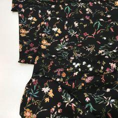 Crepe Fabric, Viscose Fabric, Line Jackets, Dressmaking, Floral Prints, Men Casual, High Neck Dress, Blouses, Range