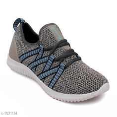 Sports Shoes & Floaters Stylish Women's Shoe  *Material* Outer - Mesh, Sole - EVA  *UK Size* 5 ,  6 ,  7 , 8  *Description* It Has 1 Pair Of Women's Shoe  *Pattern* Solid  *Sizes Available* IND-8, IND-5, IND-6, IND-7 *   Catalog Rating: ★3.9 (127)  Catalog Name: Attractive Women's Shoes Vol 1 CatalogID_131059 C75-SC1072 Code: 466-1071114-999