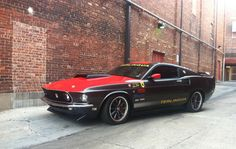 Retrobuilt Motors is located in Lamar, Missouri (417.681.0122). They are best known for being licensed by Shelby Licensing to recreate some of Carroll Shelby's favorite cars of the late 60's.  Retrobuilt's 1969 GT 500 CS comes in fastback and convertible, and they also produce a 1969 Mustang tribute cars. Galleries of their amazing creations can be found at Retrobuilt.com.