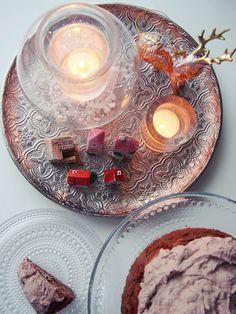 #hygge #candles #kynttilät