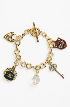 Lauren by Ralph Lauren Charm Bracelet