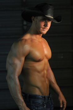 Hot Western Cowboys   hotmuscleboys Muscular men at their finest