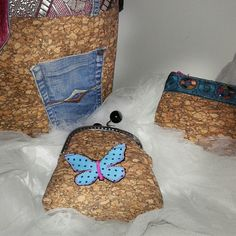 #Cork #aplicaciones # sewing #bylamanu #handmade #bag