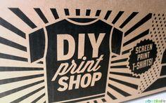 diy print shop - Google Search