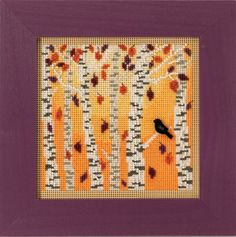 click here to view larger image of Autumn Woods (2018) (button-bead kit)