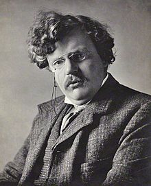 "G.K. Chesterton - ""Atheism is the most daring of all dogmas, for it is the assertion of a universal negative."""