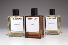 :::The Blog Luxury By Savas::: : :::Les parfums Helmut Lang sont de retour!:::