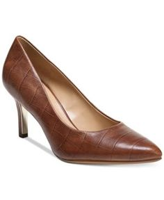 Naturalizer Natalie Pumps - Brown 10.5M
