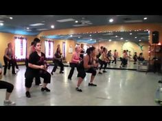 My First Kiss- Zumba Toning - YouTube