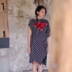 59 Best Baju Lurik Images Stripes Dressmaking Batik Fashion