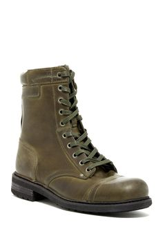 Cassidy Leather Boot by Diesel on @nordstrom_rack