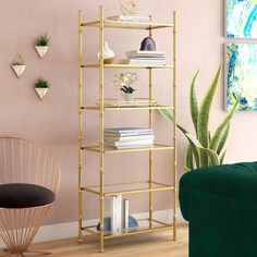Buying Very Cheap Office Furniture Correctly Living Room Furniture, Home Furniture, Living Room Decor, Bedroom Decor, Bamboo Furniture, Office Furniture, Master Bedroom, Wall Decor, Gold Etagere