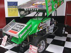 2002 Steve Kinser Sprint Car. :)