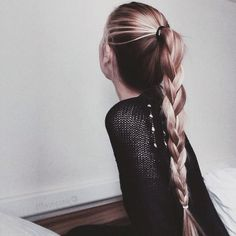 8 Romantic French Braided Hairstyles for Long Hair, You Cannot Miss -