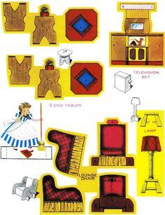 Paper Dolls~Play Housekeeping - Bonnie Jones - Picasa Web Albums