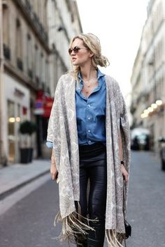 Like an Argentinian amazone in the streets of Paris | Anouk Yve | Bloglovin'