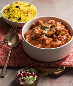 Everyone loves a good curry and this quick and easy butter chicken curry recipe is the simplest way to whip up a tasty meal.