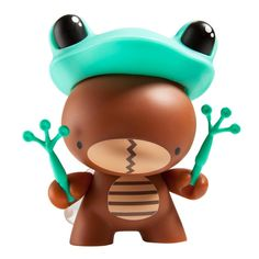 """Kidrobot 5"""" Dunny: Incognito by TwelveDot"""