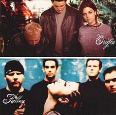 Evanescence Origin & Fallen