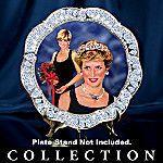 Princess Diana collector plate