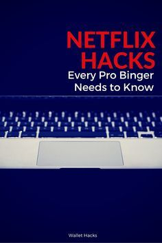 Hacks Every Netflix Every Pro Binger Needs to Know! If you have a Netflix account, you have to check out these hacks - from making sure you're getting the best quality to how to save money on your subscription, this post has every useful hack you need! Tv Hacks, Netflix Hacks, Netflix Netflix, Netflix Series, Tv Series, Netflix Codes, Netflix Account, Ways To Save Money, Money Saving Tips