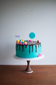 fancy candy cake - Coco Cake Land