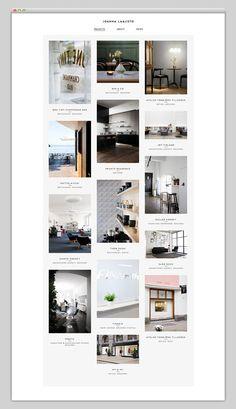 Web / Joanna Laajisto — Designspiration