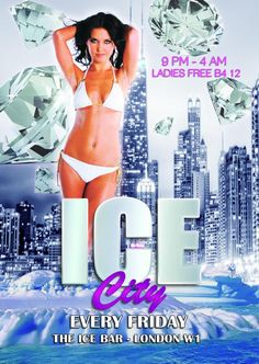 """""""ICE CITY"""" Photo:  This Photo was uploaded by FlyerPrintersUK.  500 x A6 Double side flyer printing = £30 www.1stopdesignandprint.com"""