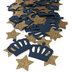 Our royal prince cupcake toppers in royal blue and gold are the perfect crown decorations for a little man baby shower. Baby Shower Decorations For Boys, Boy Baby Shower Themes, Birthday Party Decorations, Birthday Crafts, Birthday Ideas, Baby Shower Brunch, Baby Shower Fall, Baby Boy Shower, Bow Tie Cupcakes
