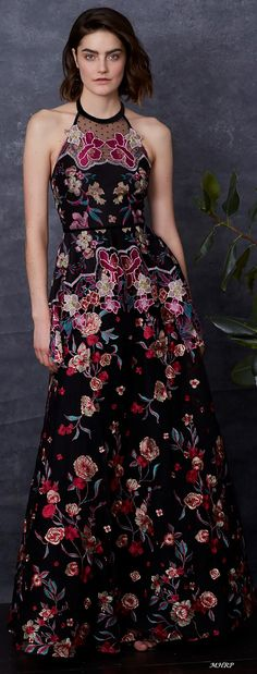 Marchesa Notte Pre-Fall 2018_ image pinned from marchesa.com
