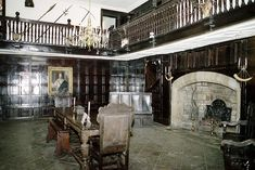 Oakwell Hall was built by John Batt in 1583 and is now furnished as the Batt family home in the John Batte was my great grandfather. Gothic Setting, Great Places, Beautiful Places, Hall Interior, West Yorkshire, Victorian Homes, Tudor, My Dream Home, Past